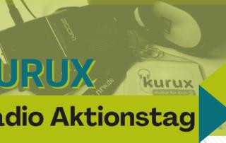 KURUX Aktionstag Header